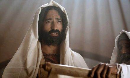 Matthew 3:  Finally!
