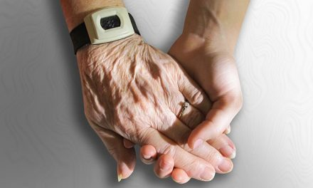 Crucifed Love of the Caregiver