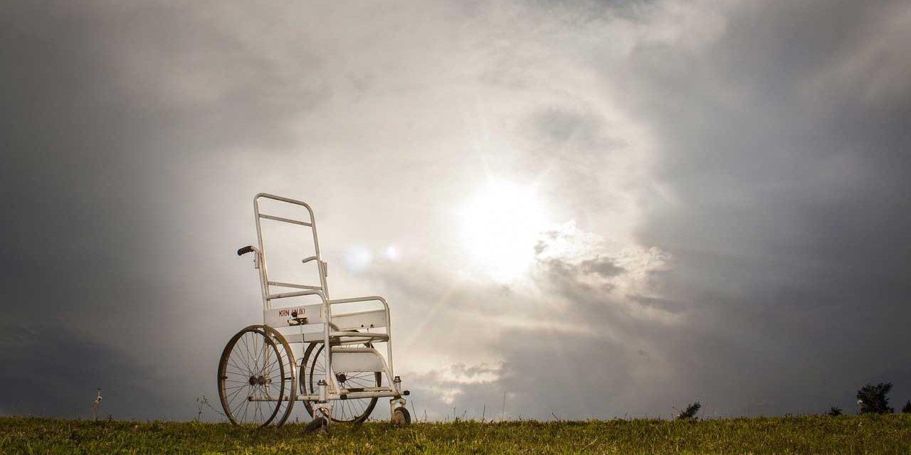 Empty Wheelchairs – Mt 4:23-25