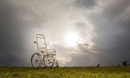 Empty Wheelchairs – Mt 4:23-25