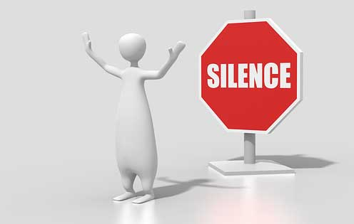 Part 7 – Silence, Please –  1 Cor 14:34-35