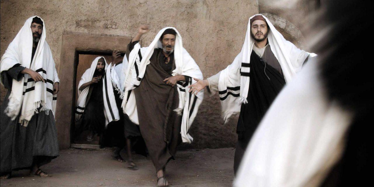 The Silent Standoff – Jn 8:2-11