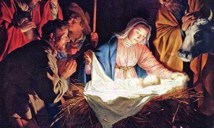 Did Mary Worry? Luke 2:1-20