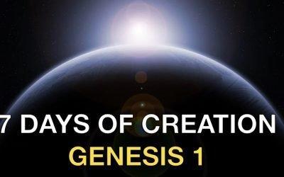 Genesis 1 – Seven Days of Creation
