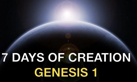 Genesis 1 – Seven Days of Creation