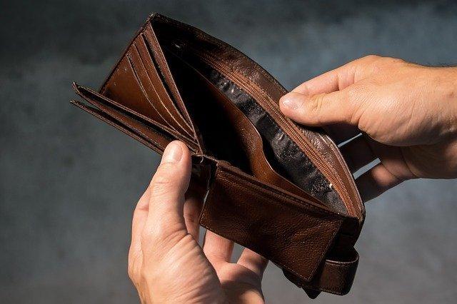 A Different Kind of Bankruptcy – Deut 8:12