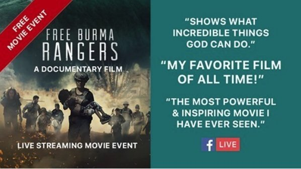 """Free Burma Rangers"" Movie – Great Missionary Film!"