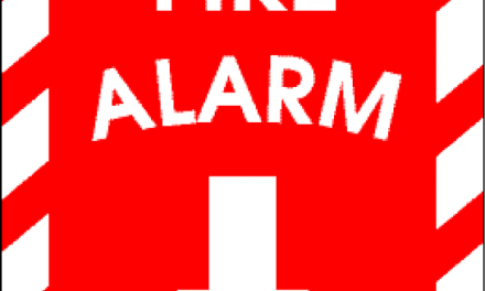 Sounding an Alarm Bell – Literally – PLEASE READ