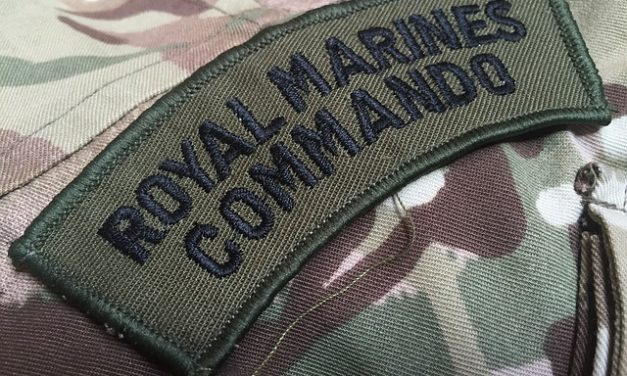 A Lesson from the Royal Marines Commandos of the UK