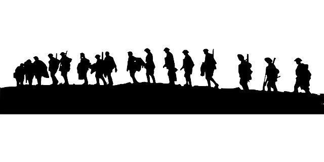 When God Builds an Army – 1 Chr 12